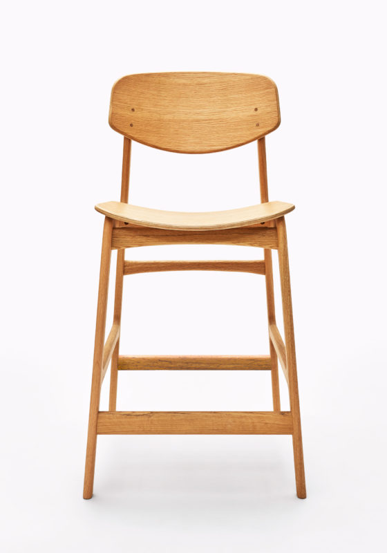 IC4 SKIFF COUNTER CHAIR